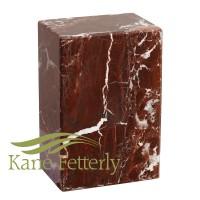 U6442 Urne en marbre naturel bourgogne