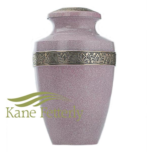 U8656 Brass urn