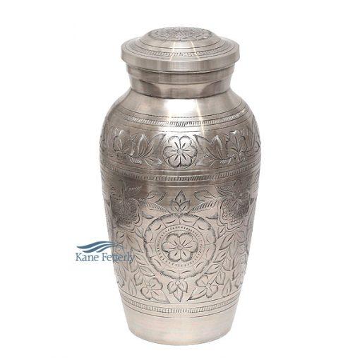 U8699 Brass urn