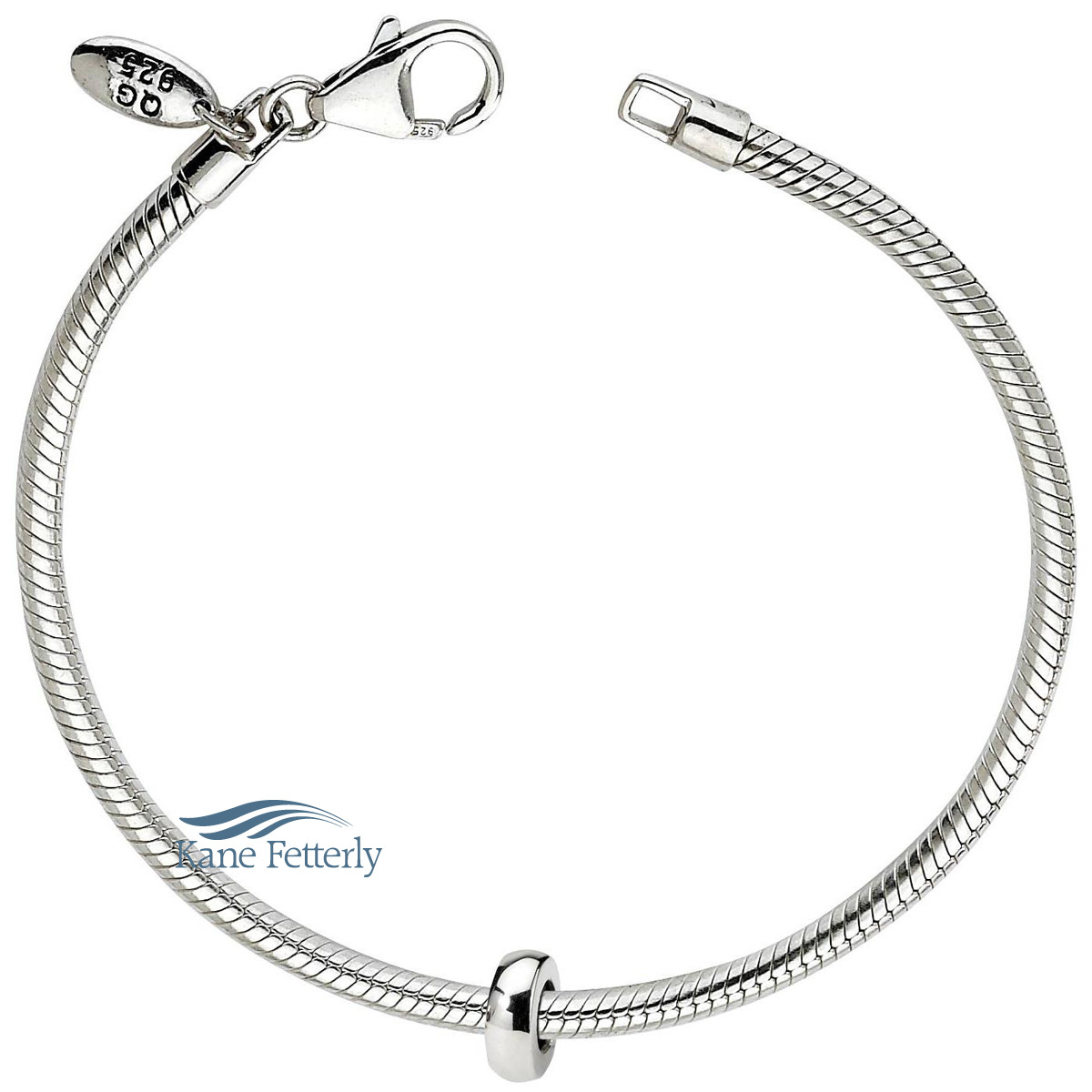 J0200 Sterling silver LifeStories® bracelet