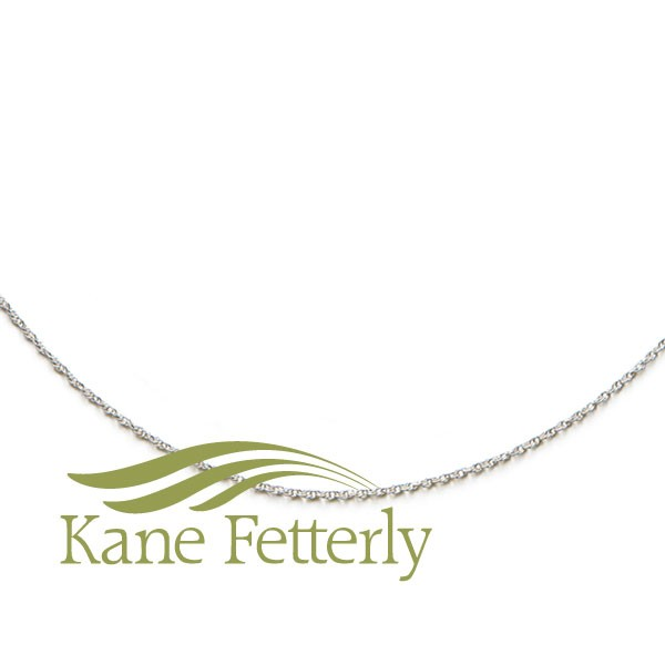 J0048 Sterling silver chain