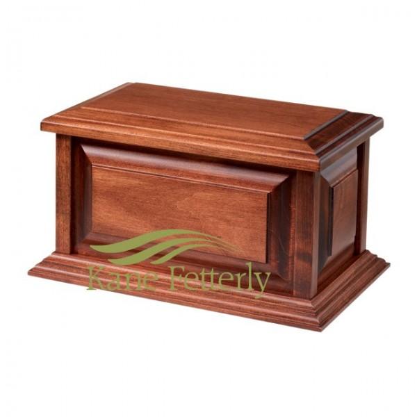 U4150 Solid maple urn