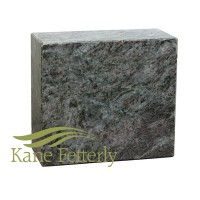 U6018 Urne en granit bleu lavande
