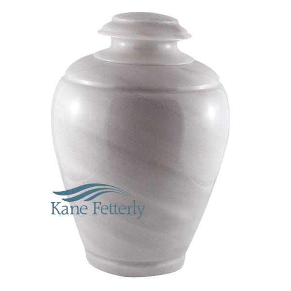 U6203 Natural marble urn