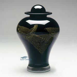 U8220BG - Urne en verre soufflé