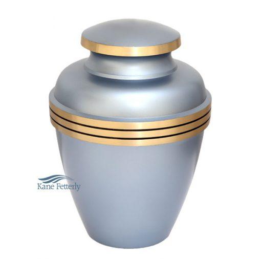 U8632 Brass urn