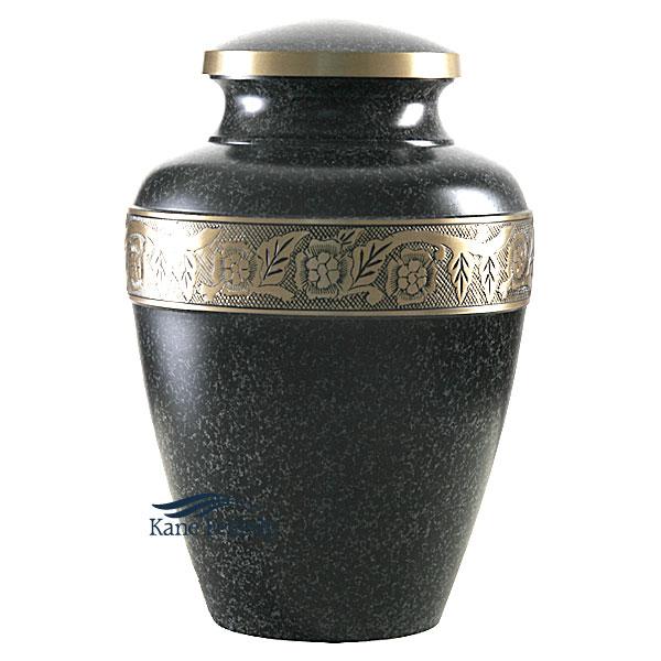U8640 Brass urn