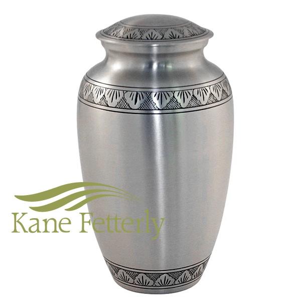 U8661 Brass urn