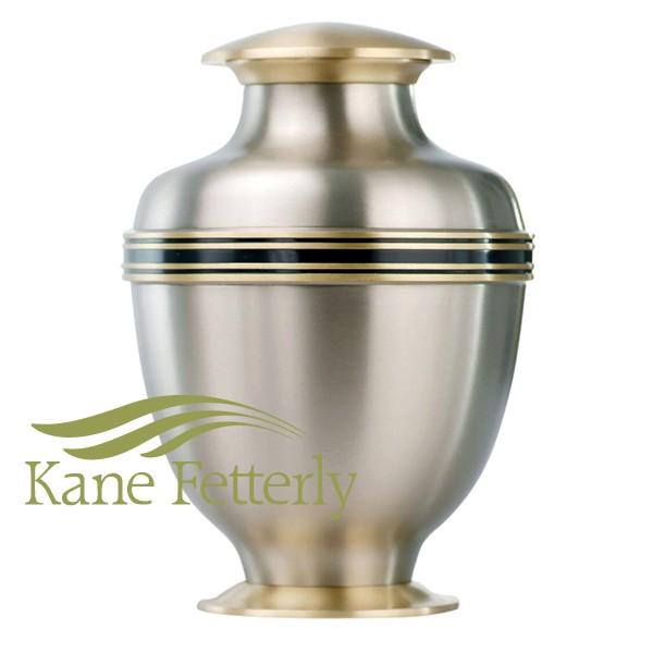 U8662 Brass urn