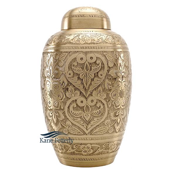U8700 Brass urn