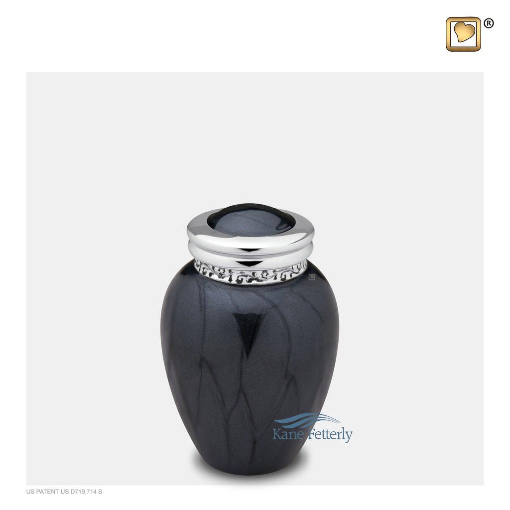 U8705K Brass miniature urn