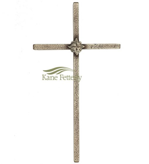 A0214 Cross ornament for urn