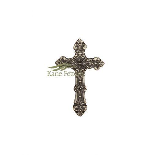Ornement pour urne croix