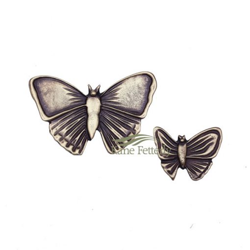 Papillons - ornement pour urne
