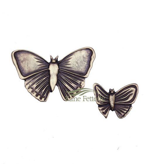 A0249 Papillons - ornement pour urne