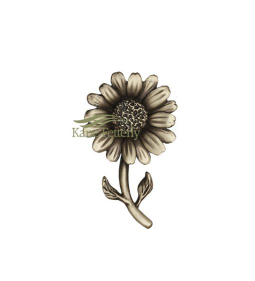 A0284 Sunflower ornament for urn