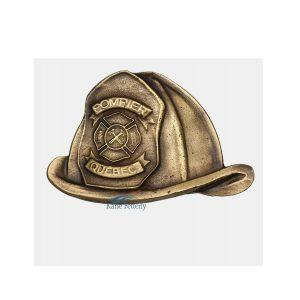 A0290 Chapeau de pompiers (2.3 x 1.5.in)