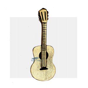 A0326 Guitare  (3.9 x 1.4 po.)