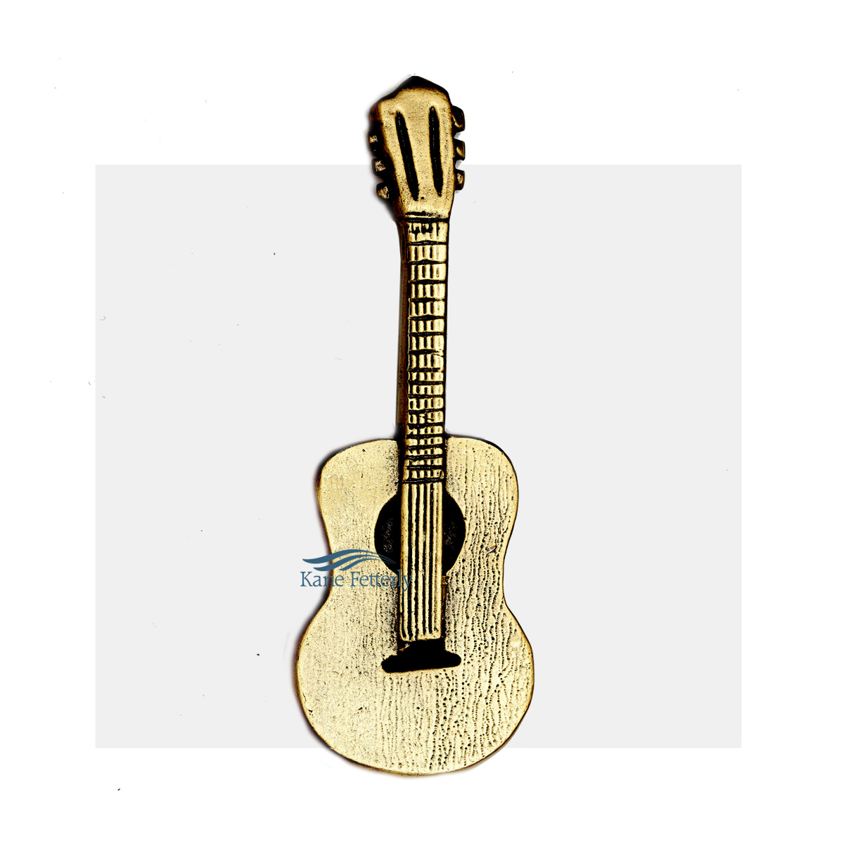 A0326 Guitar ornament for urn