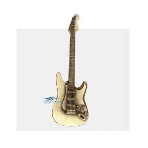 A0337 Guitare électrique (3.1 x 1 po.)