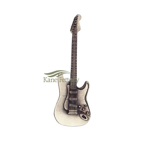 A0337 Electric Guitar - ornament for urn
