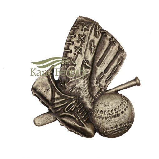 Ornement pour urne baseball