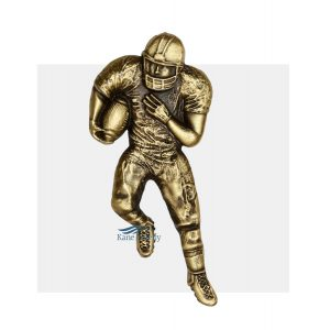 A0371 Football Player (3 x 2.5 in.)