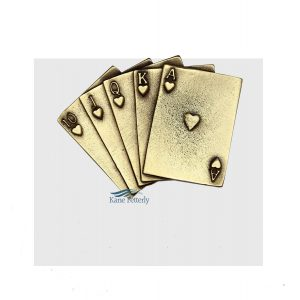 A0399 Jeu de cartes (1.9 x 2.3 po.)