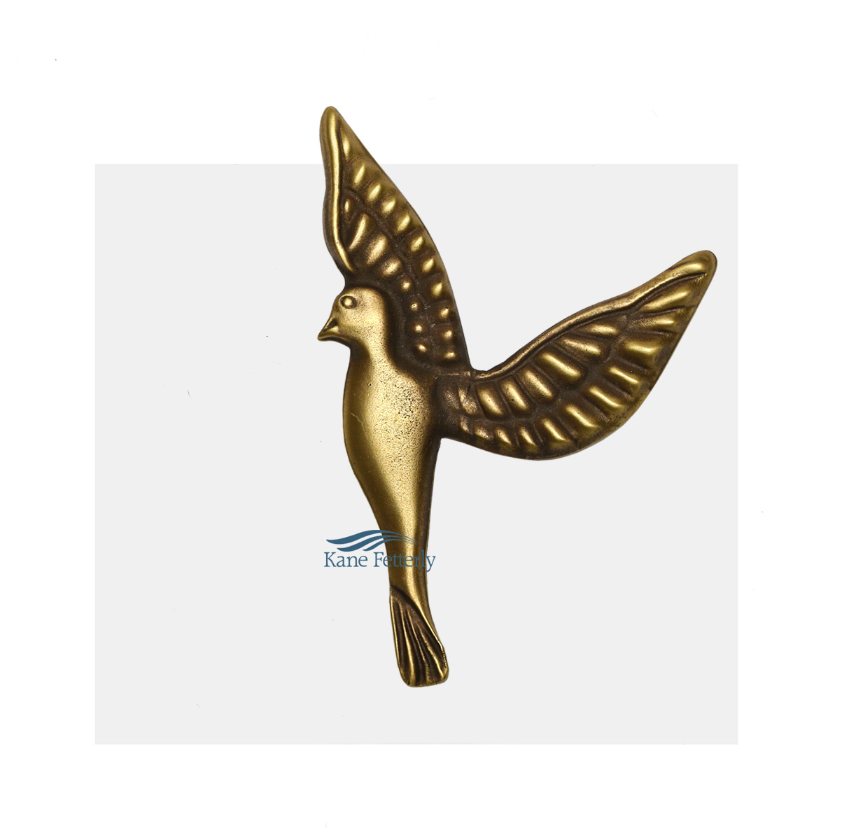 A208 Dove ornament for urn