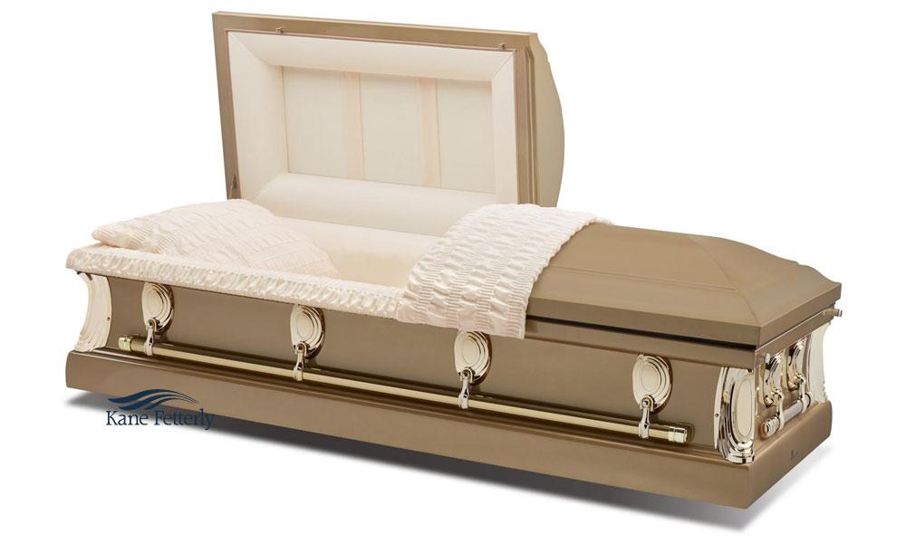 C2039 20 ga. steel casket