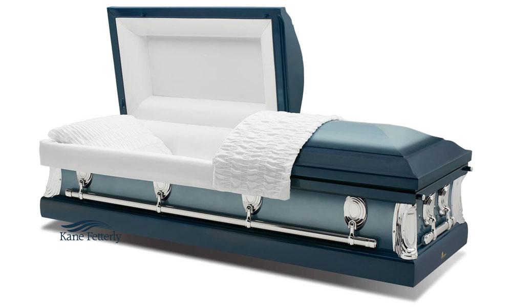 C2044 20 ga. steel casket