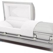 Cercueil en acier