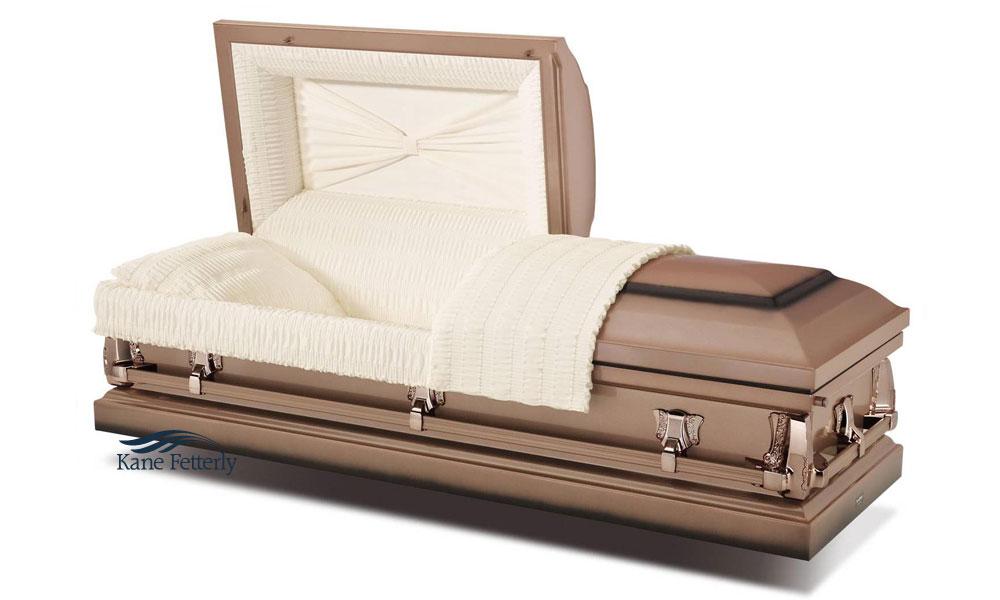 C2061 20 ga. steel casket