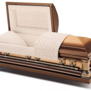C3010 Copper casket