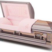 Cercueil en cuivre