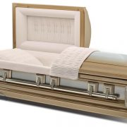 C3520 Stainless steel casket