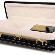 Bronze casket