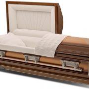 C3610 32oz. bronze casket