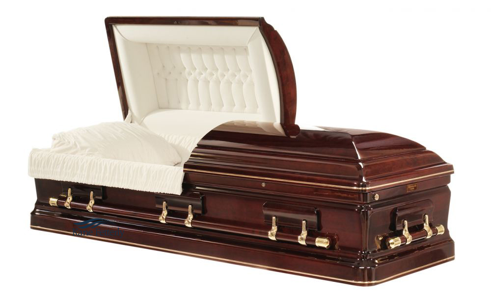 C5400 Solid cherry casket