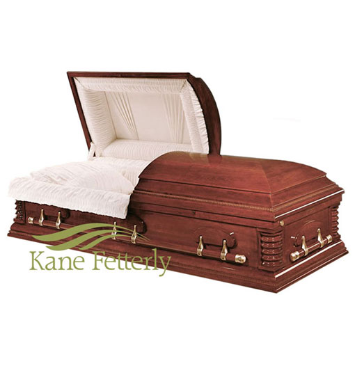 C5418 Solid cherry casket
