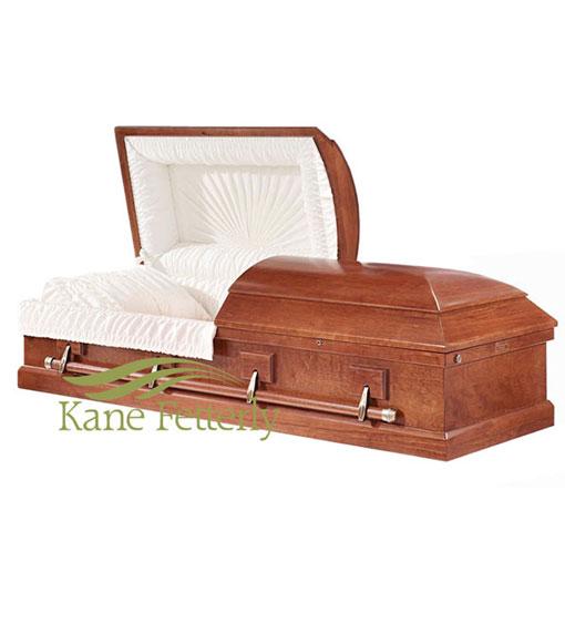 C8035 Poplar casket