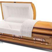 C8080 Poplar casket