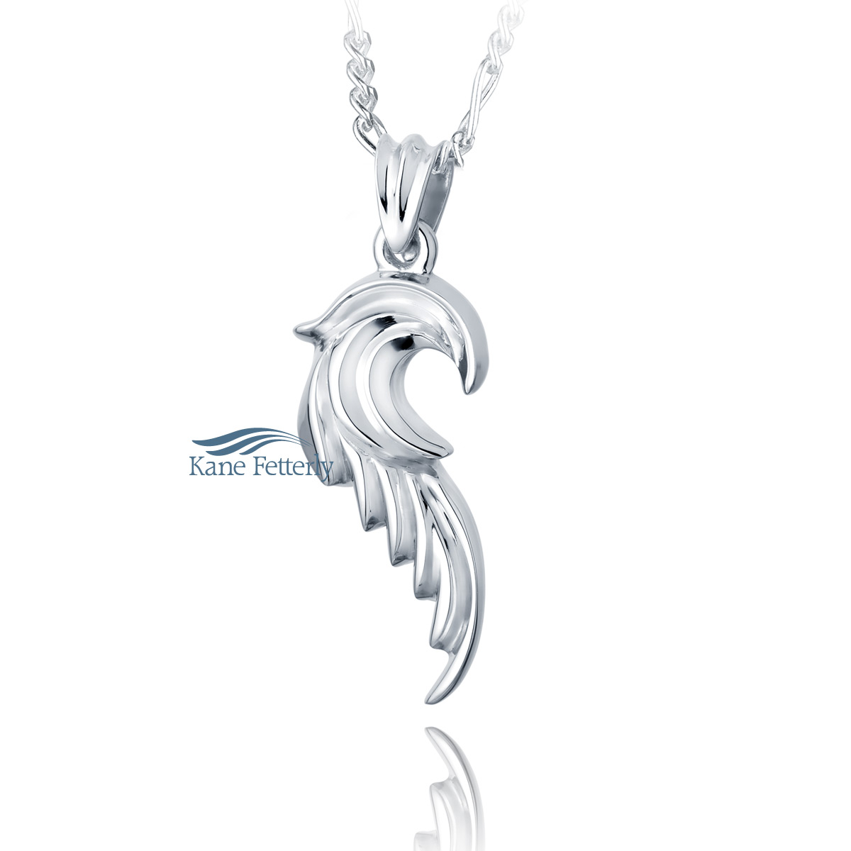 J0130 Pendant in sterling silver
