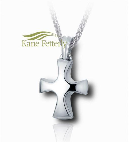 Pendentif croix pour cendres boutique de kane fetterly for Cendre de bois dans le jardin