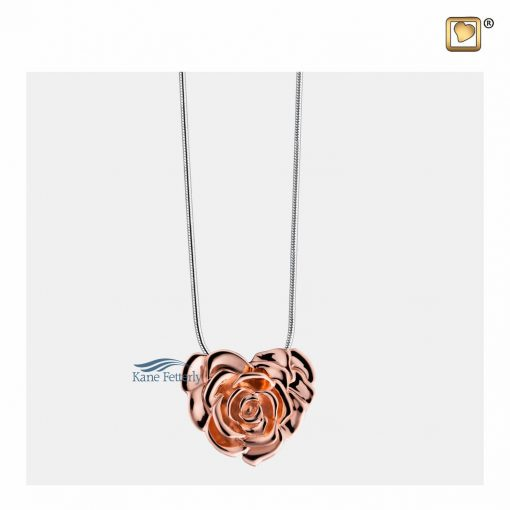 Pendant for ashes rose
