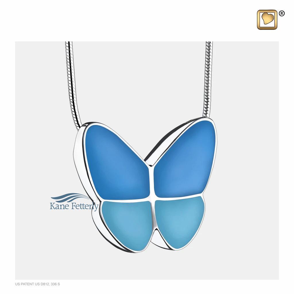 J0271 Pendentif papillon