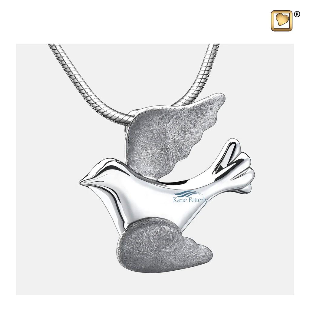 J0280 Dove pendant