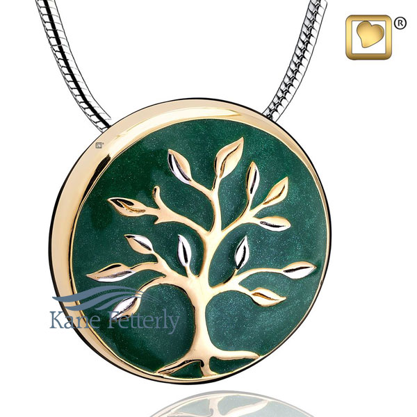 J0310 Tree of life pendant in sterling silver