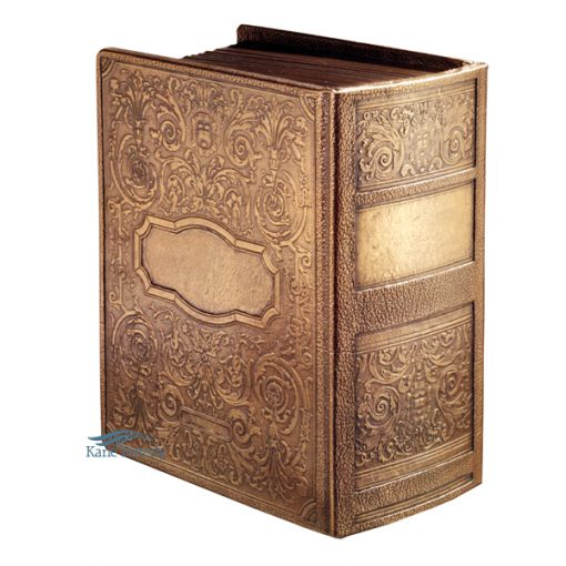 Double book urn