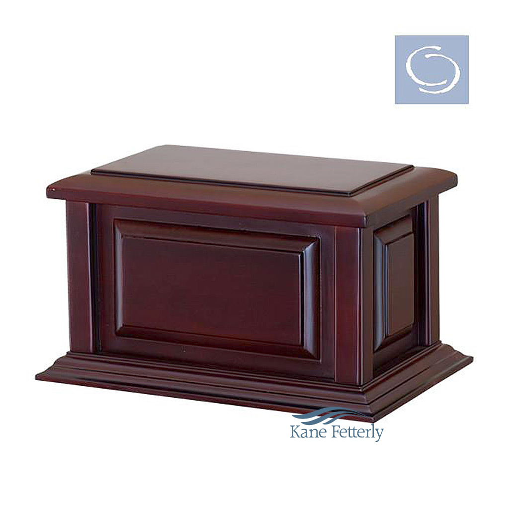 U4406 Solid cherry urn
